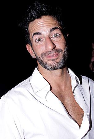 Marc Jacobs: Heavy on 80s, Light on Celebs