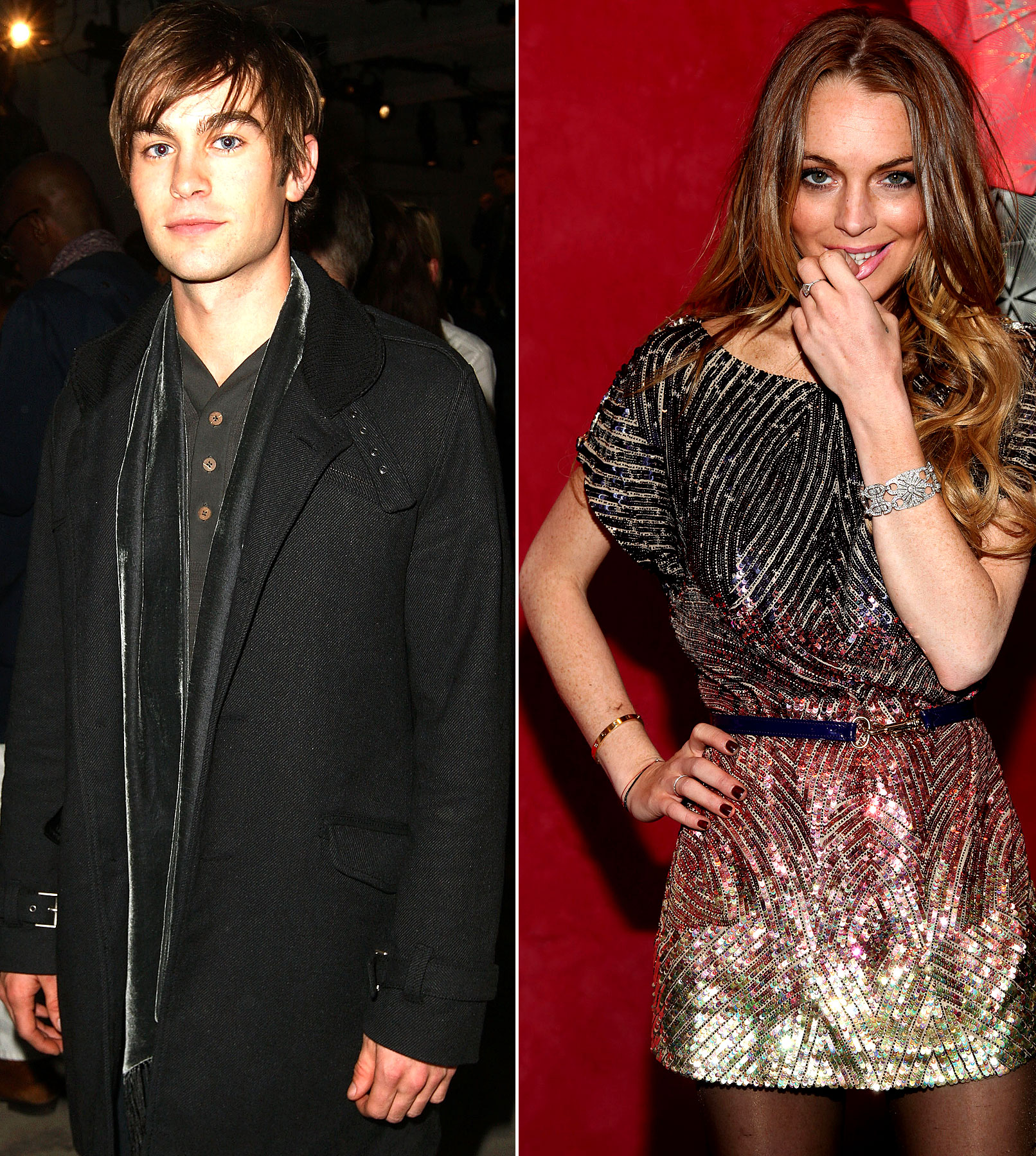 Lindsay Lohan Double-Dissed by Chace Crawford