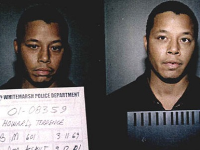 Terrence Howard's Rap Sheet: A Reason To Defend Chris Brown?