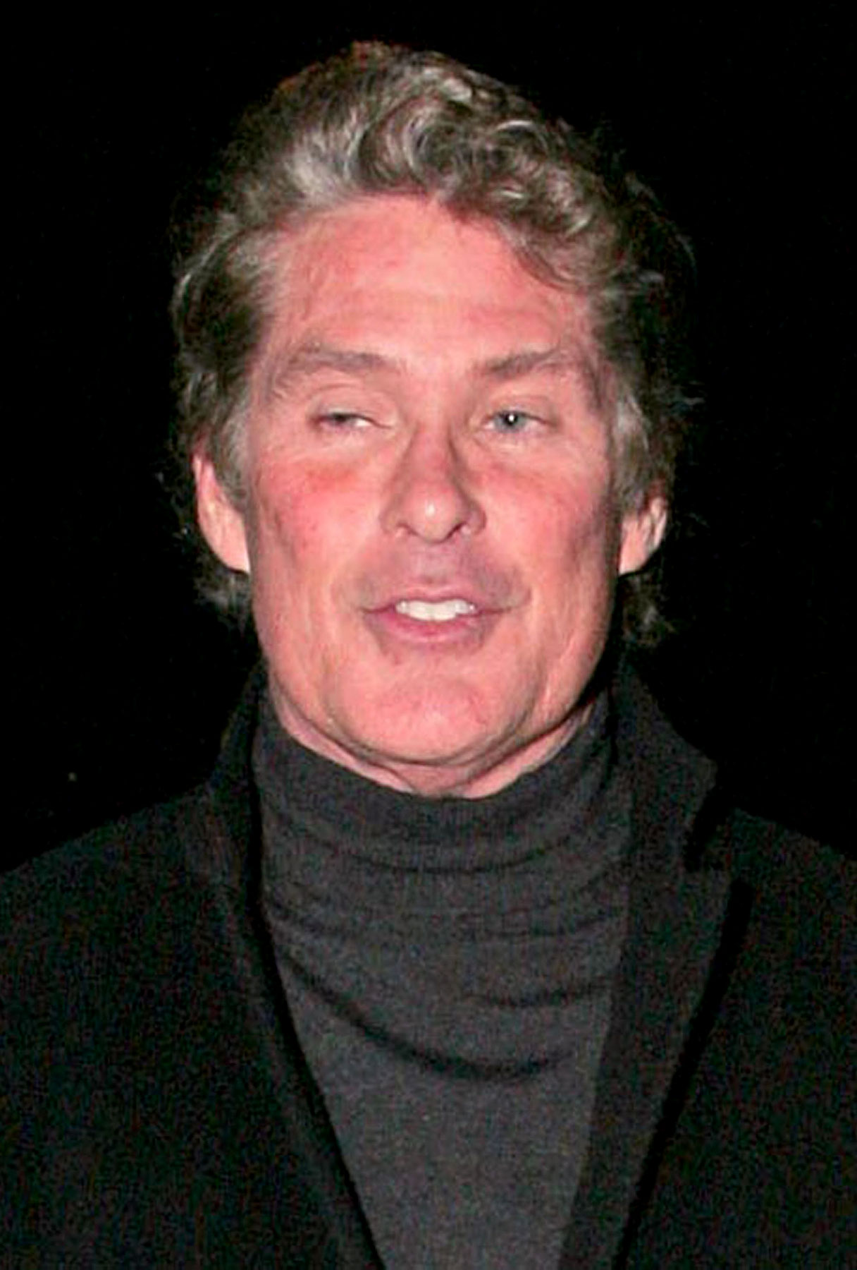 David Hasselhoff Brings the Good Times to London
