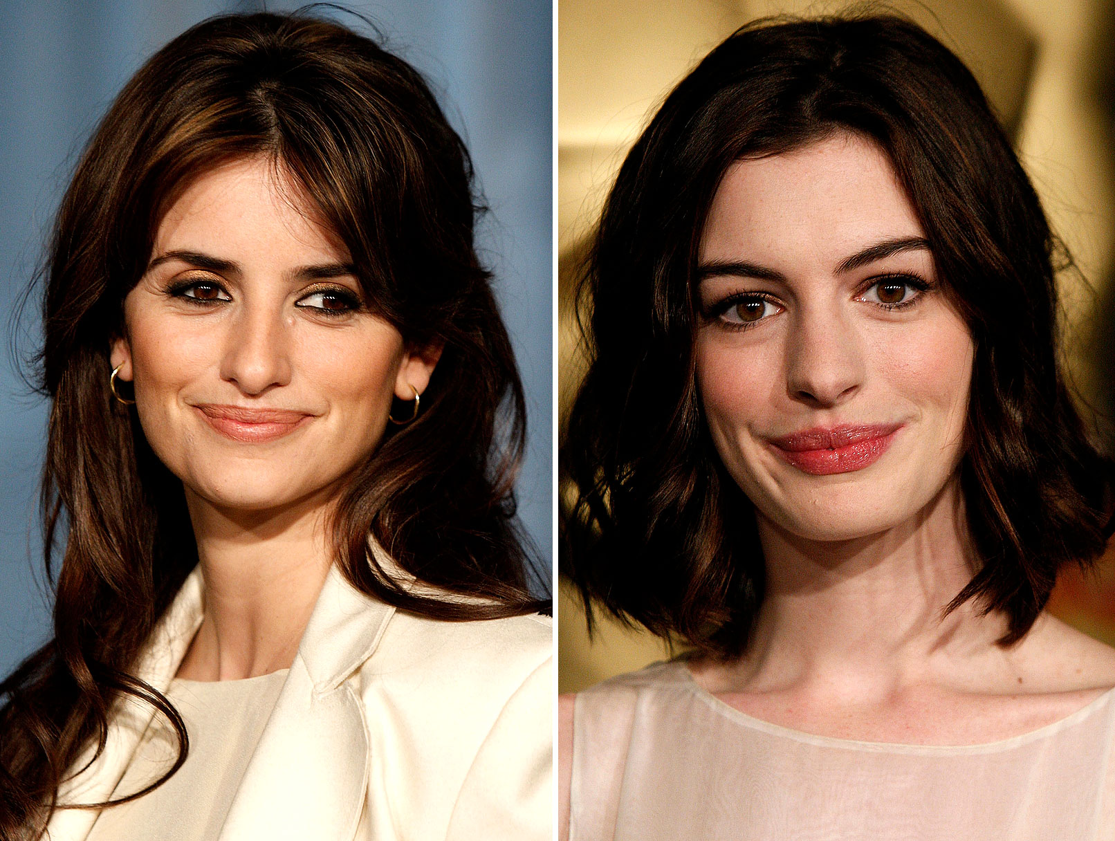 Hathaway and Cruz: Oscar Stars Align at Tower Bar