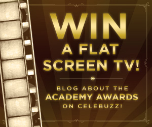 The Oscars are Coming!  Blog with Us and Win!