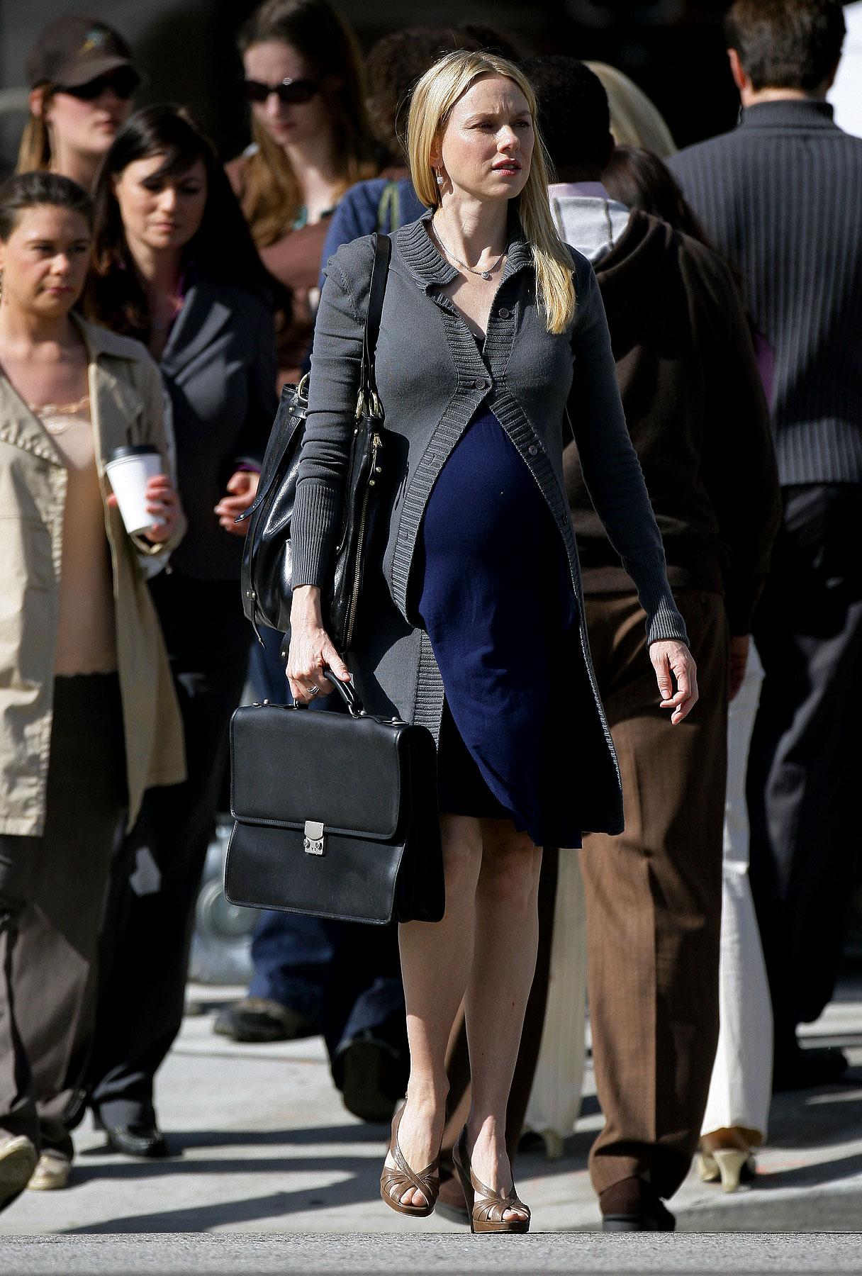 Naomi Watts: Pregnant Again?!!?