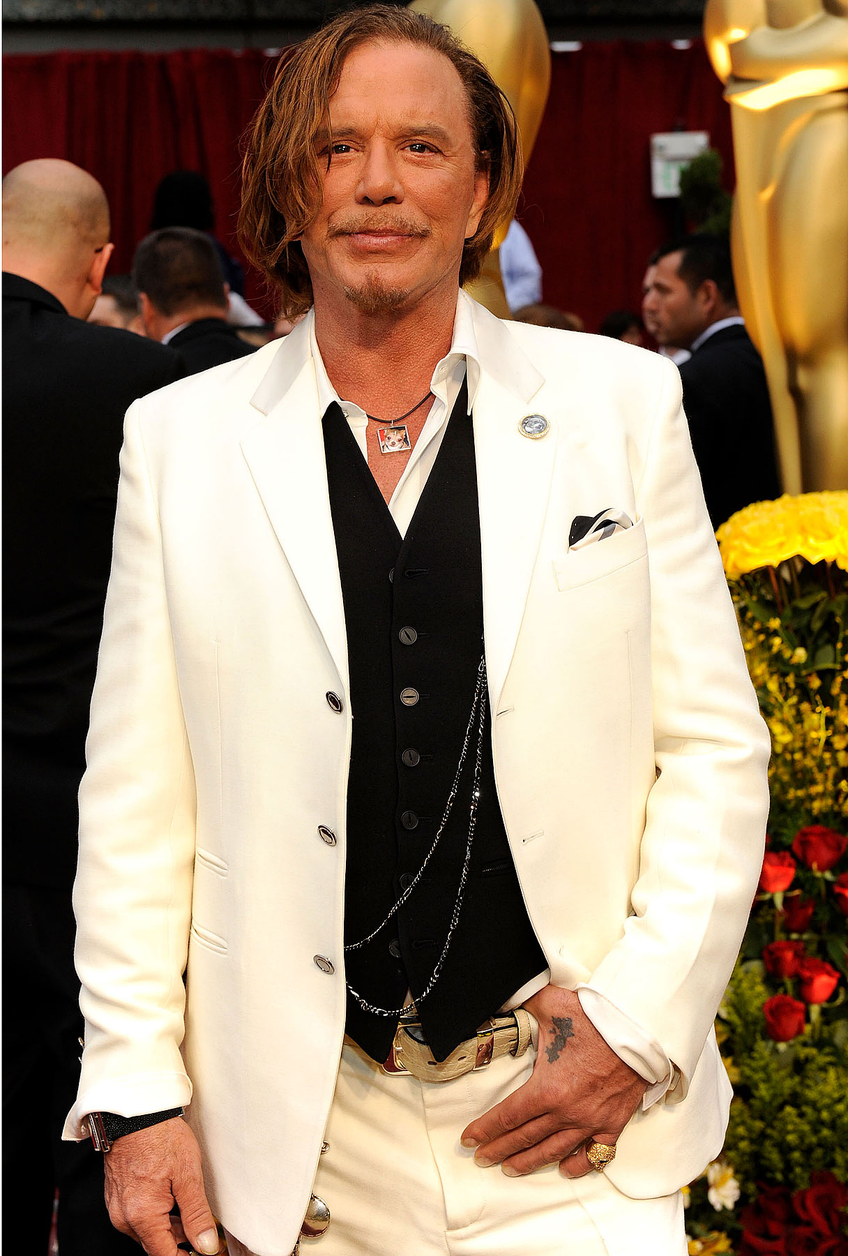 """Mickey Rourke: Dog Was """"The Love of My Life"""""""