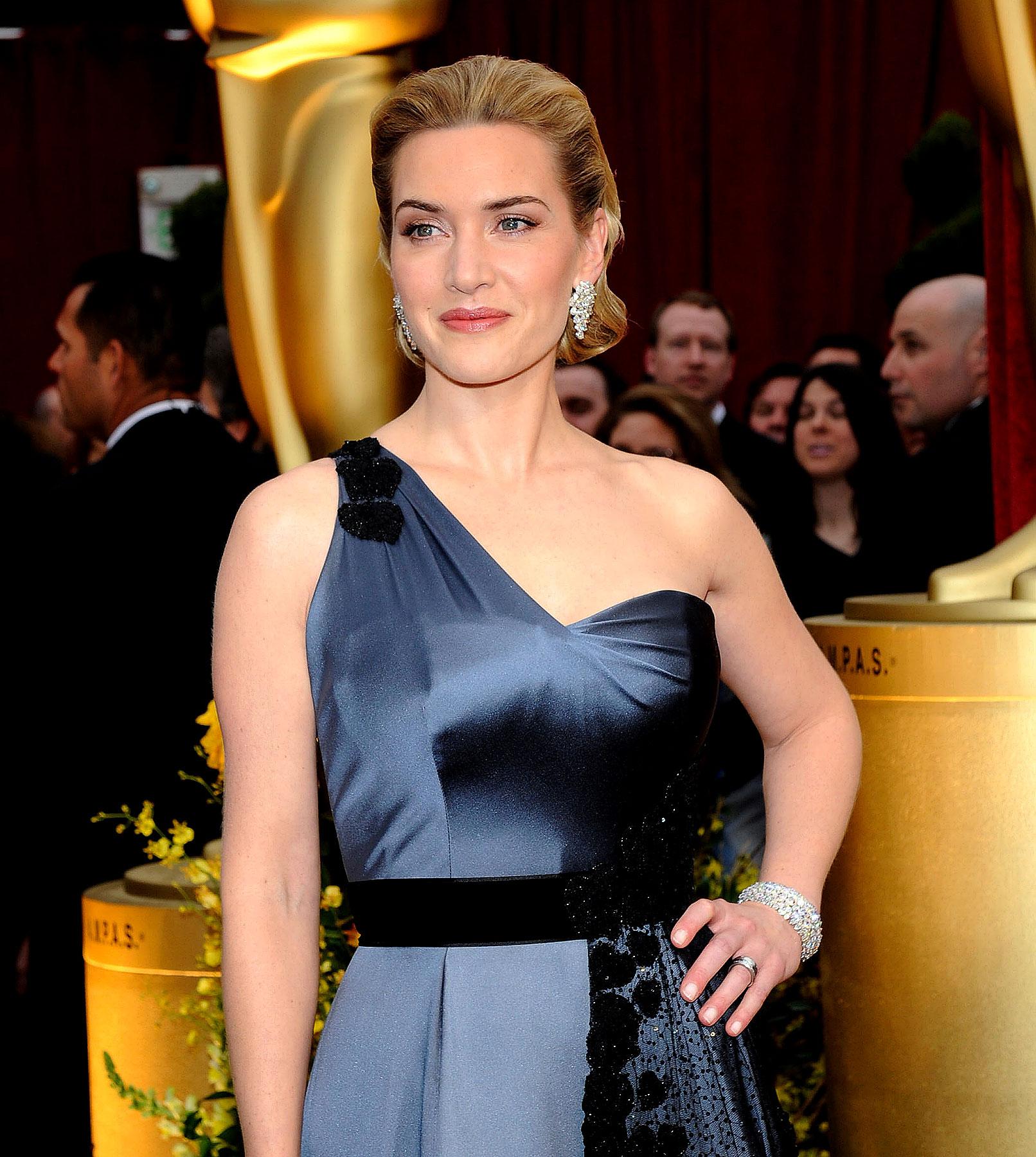 Kate Winslet: Suck It Up, Meryl Streep!