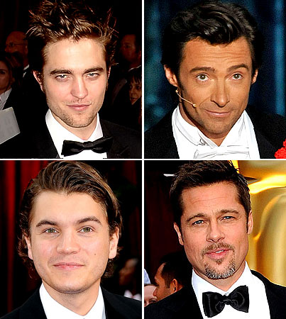 The Men of the Academy Awards