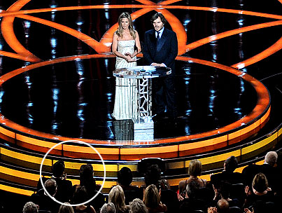 Oprah Enacts The Jen, Brad, Angelina Oscar Awkwardness