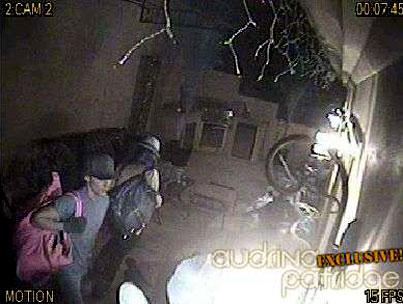 VIDEO: Audrina Patridge's Home Invasion