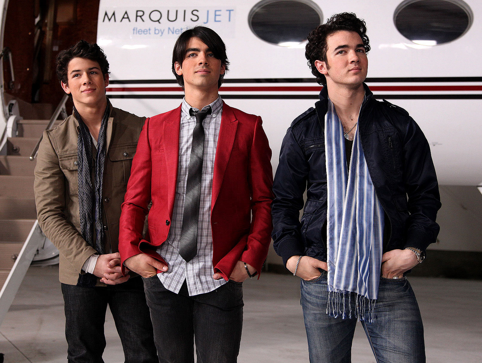 The Jonas Brothers Want to Watch Their Movie With You