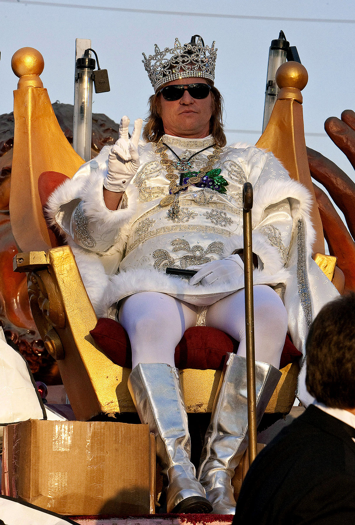 Val Kilmer: King of the Krewes