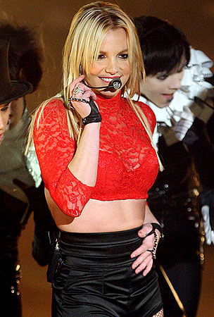 Britney Spears: Divided Over 'Circus' Tour