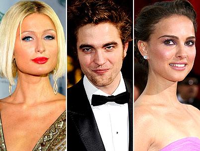 Robert Pattinson's Weekend Love Report