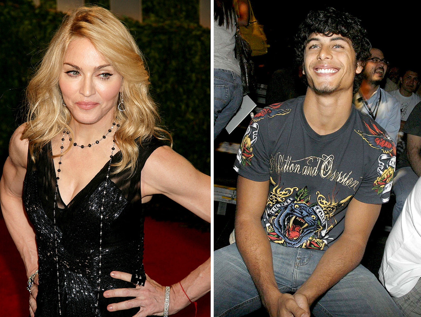 Jesus Luz: Bonding with Madonna's Kids