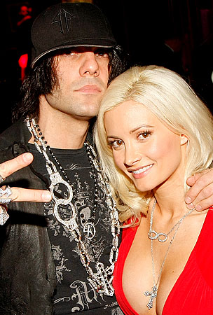 Holly Madison and Criss Angel: The Magic Is Gone