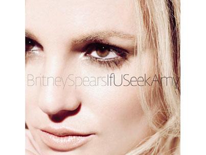 Britney Spears' 'If U Seek Amy' Cover Art