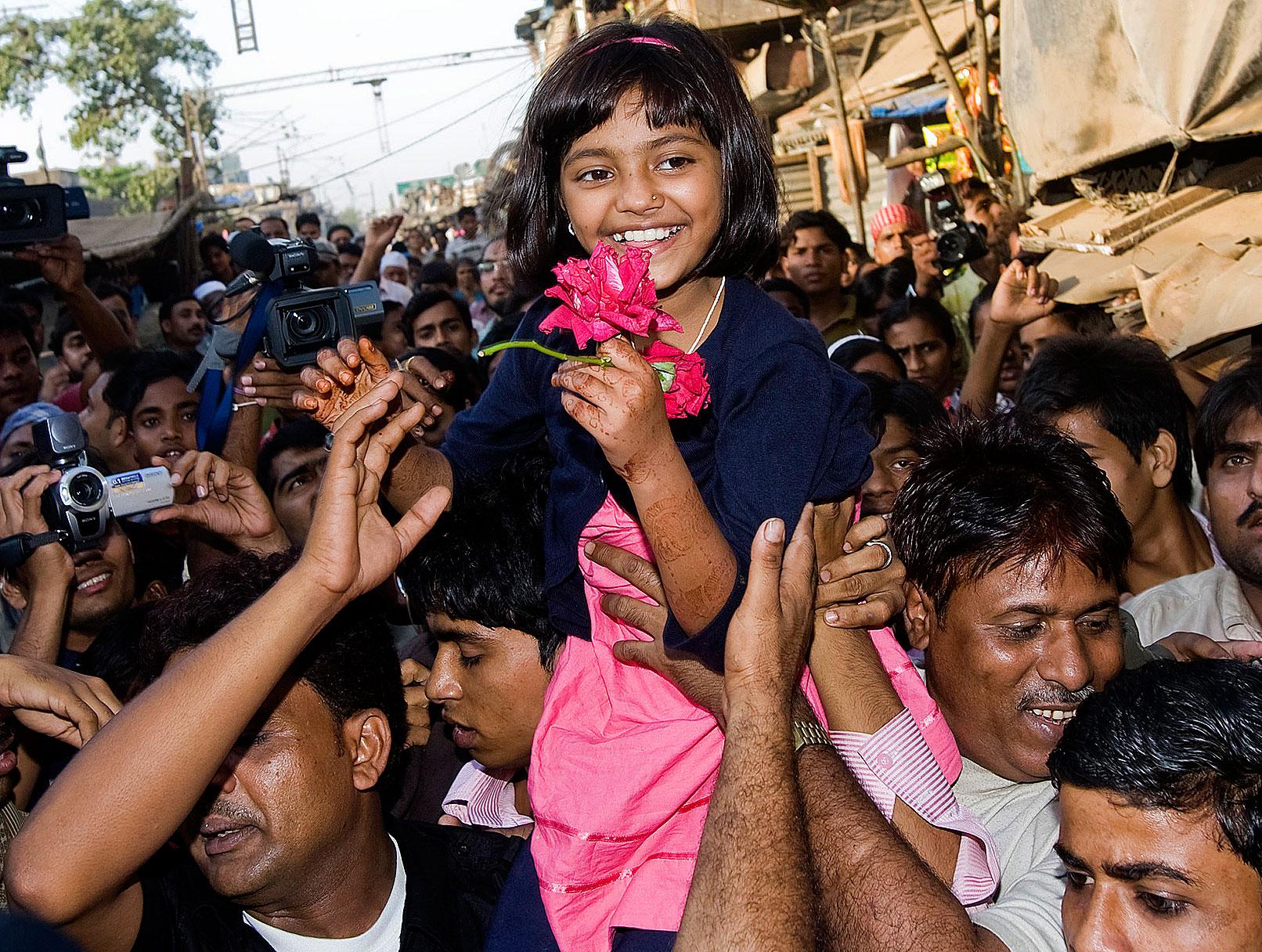 Rubiana Ali: 'Slumdog' Star is the Champ of India