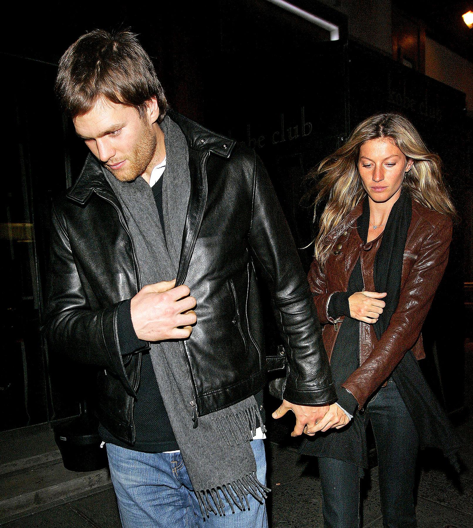 Tom Brady and Gisele Bundchen's Wedding-Day Switcheroo