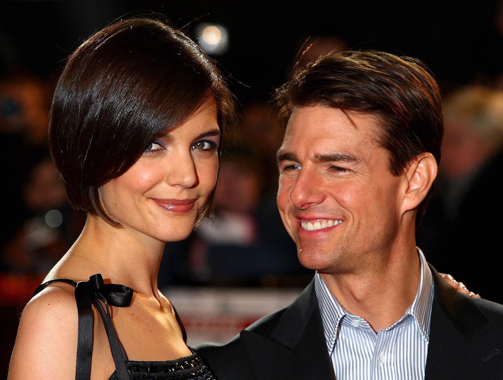 Tom Cruise Katie Holmes