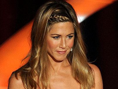 Celebuzz Spotlight: Jennifer Aniston's Oscar Smile