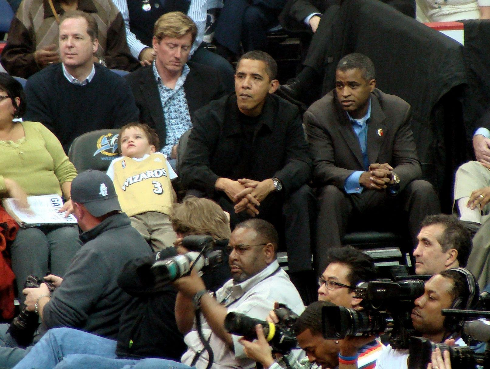 Obama: He Got Next