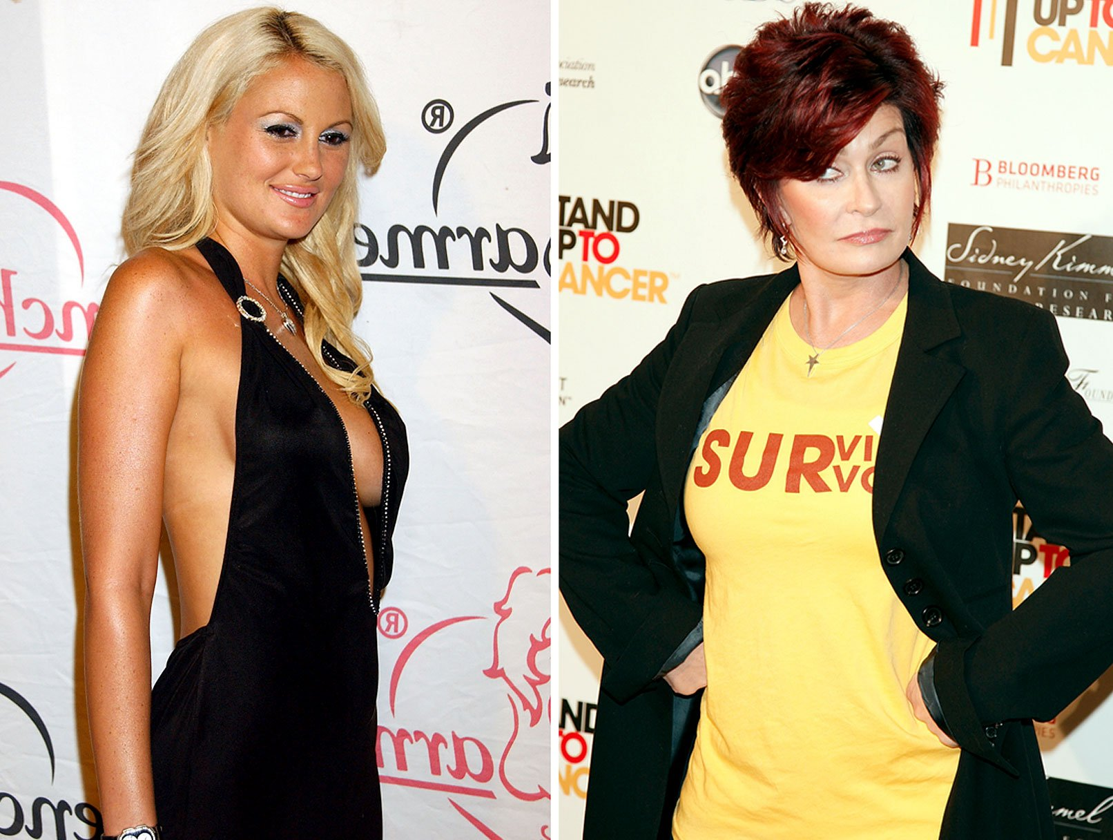Sharon Osbourne Slapped With a Lawsuit