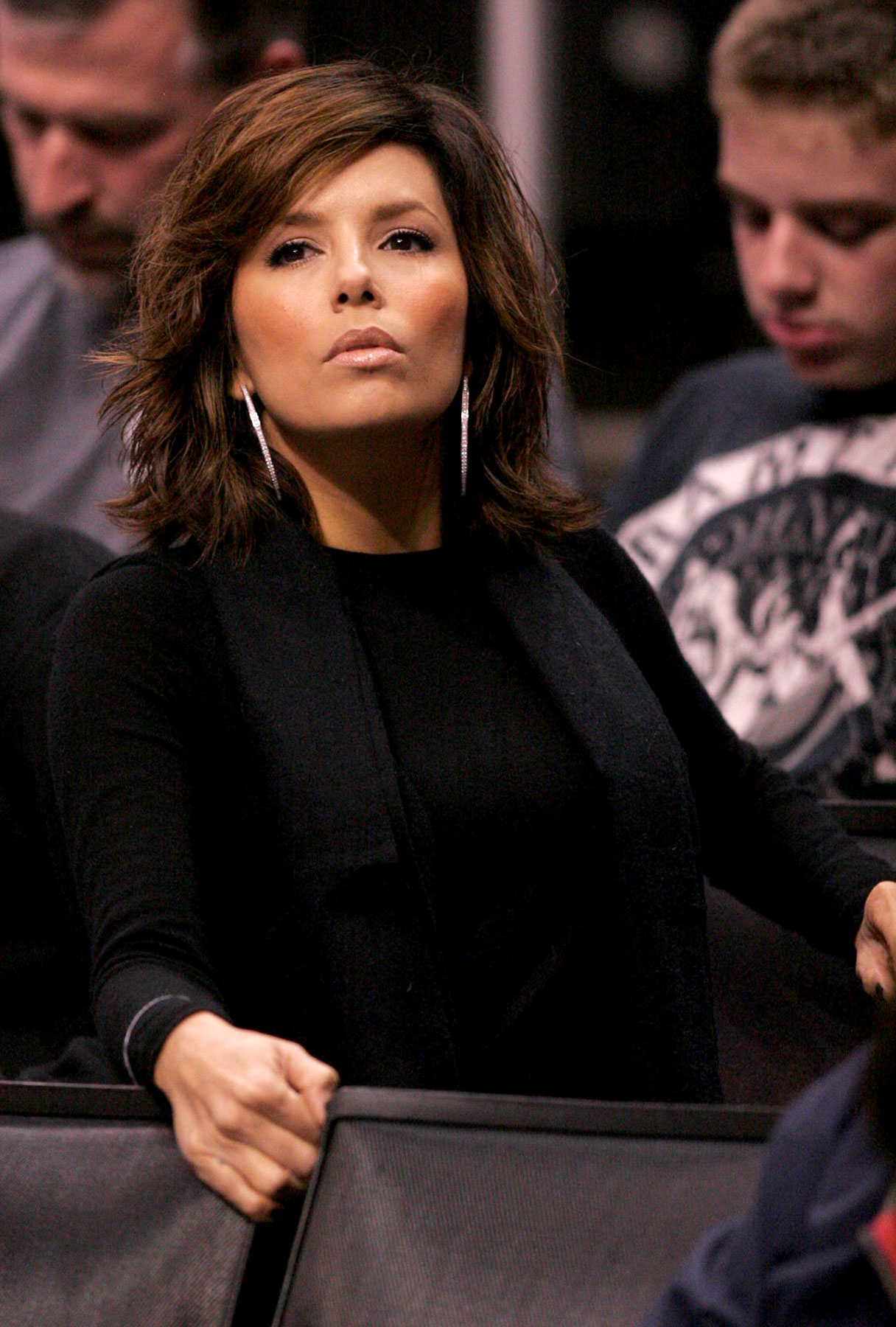 Eva Longoria: Clipped for the Clippers