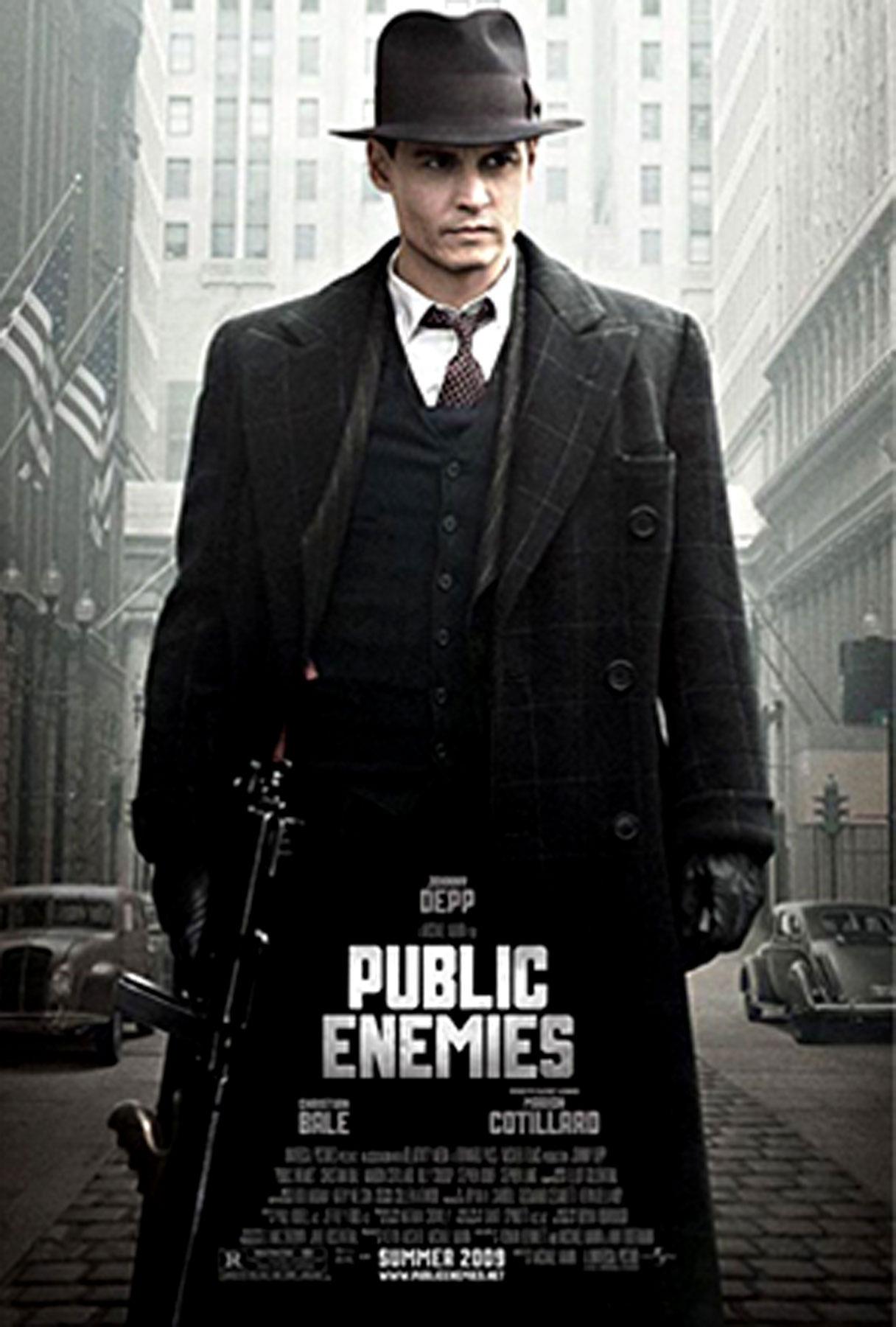 Johnny Depp: Public Enemy #1