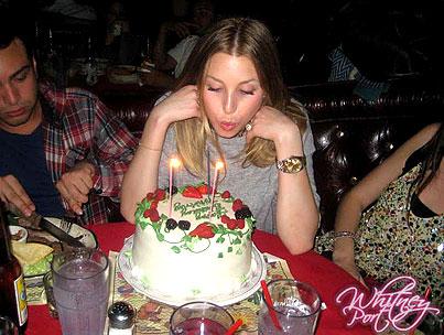 Happy Birthday, Whitney Port!