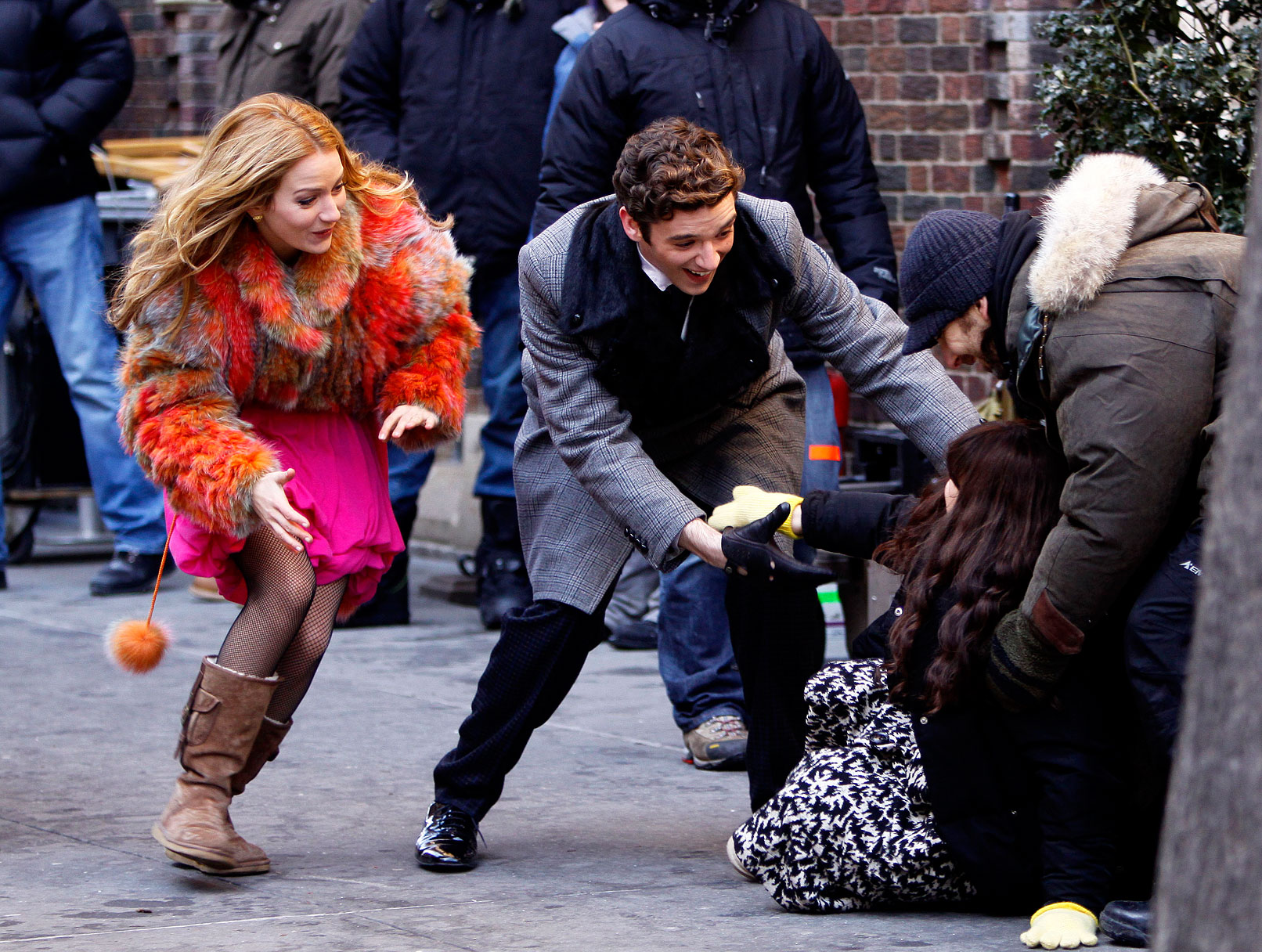 'Ugly Betty' Goes Splat!