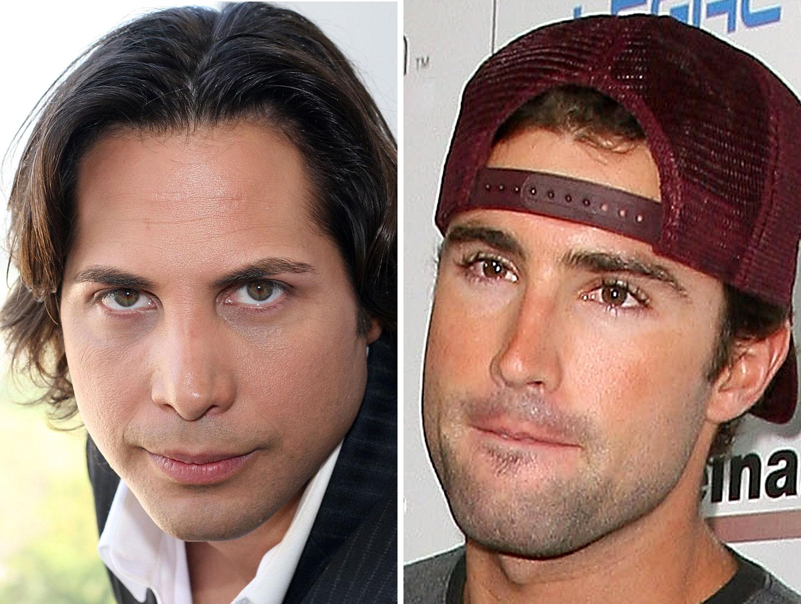 Joe Francis and Brody Jenner: No Bro-Mance Here