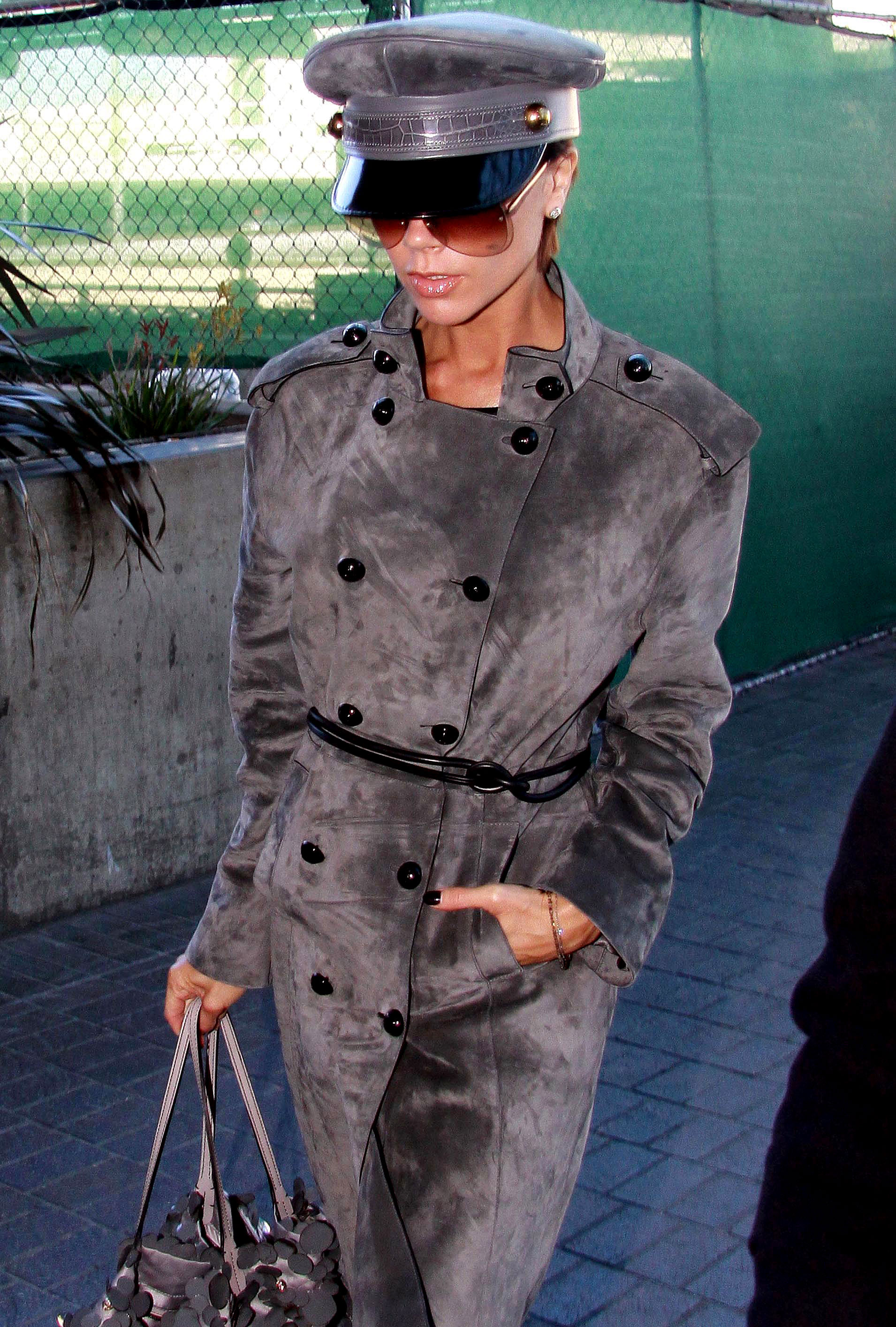 Victoria Beckham: Marching to Her Own Fashion Drum