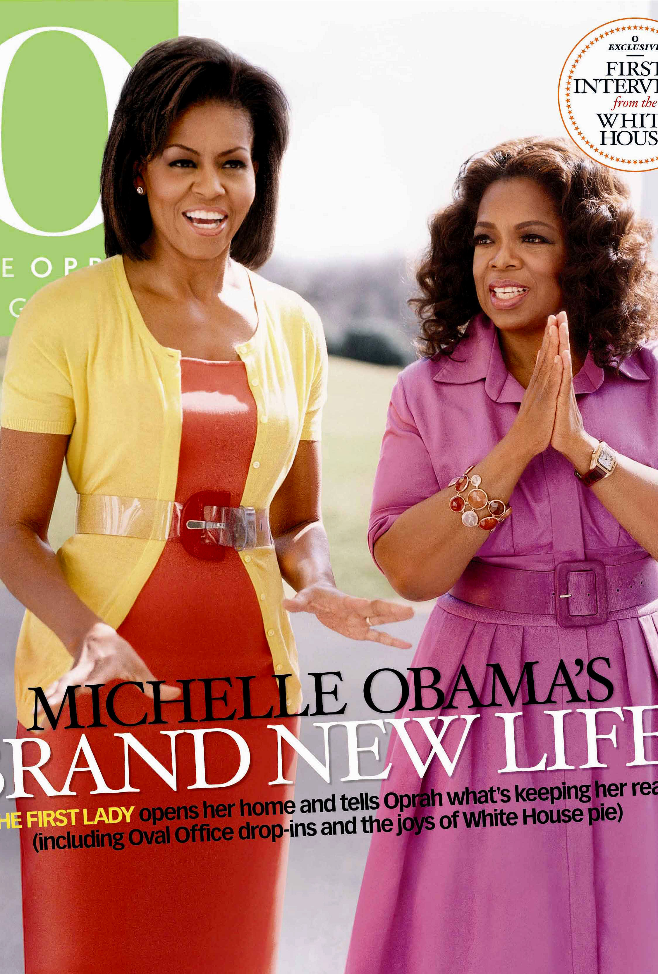Michelle Obama's Big Plans for The White House