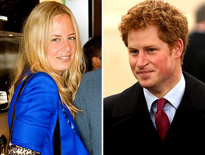 Prince Harry: Back on the Love Train?