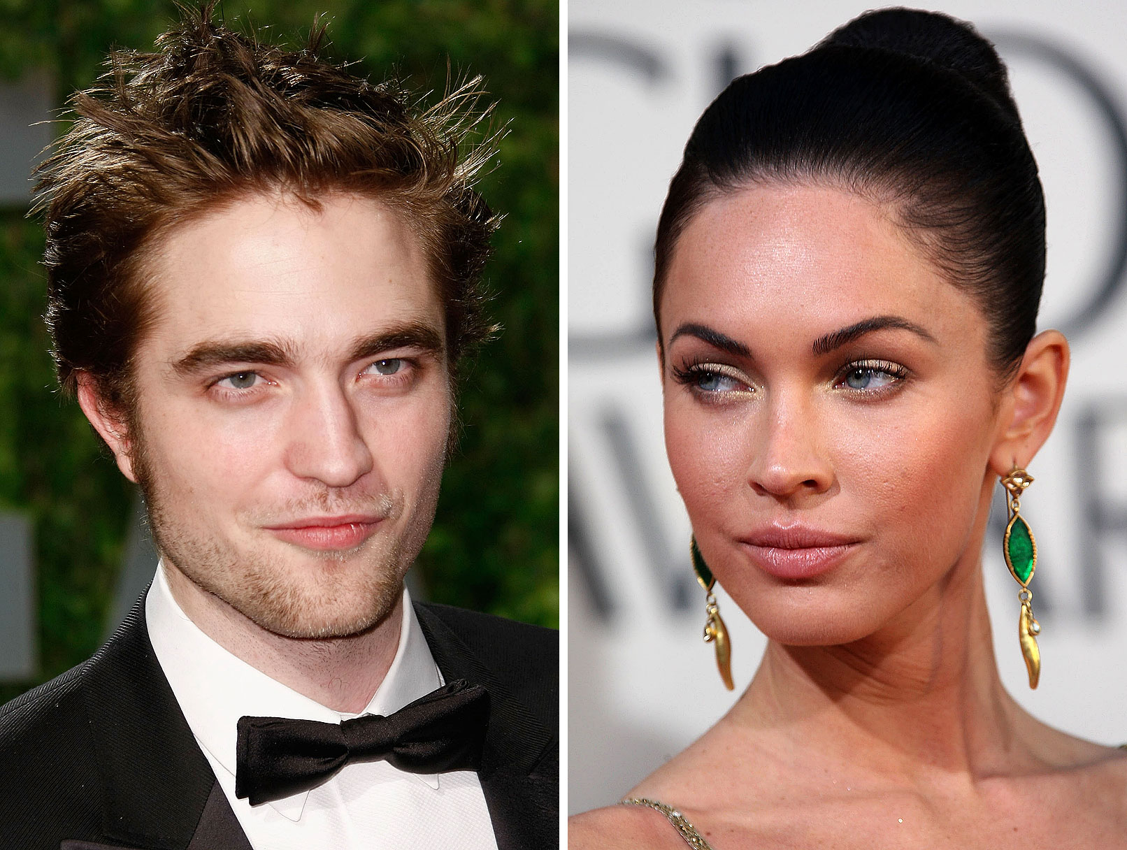 Robert Pattinson and Megan Fox: Meeting Up