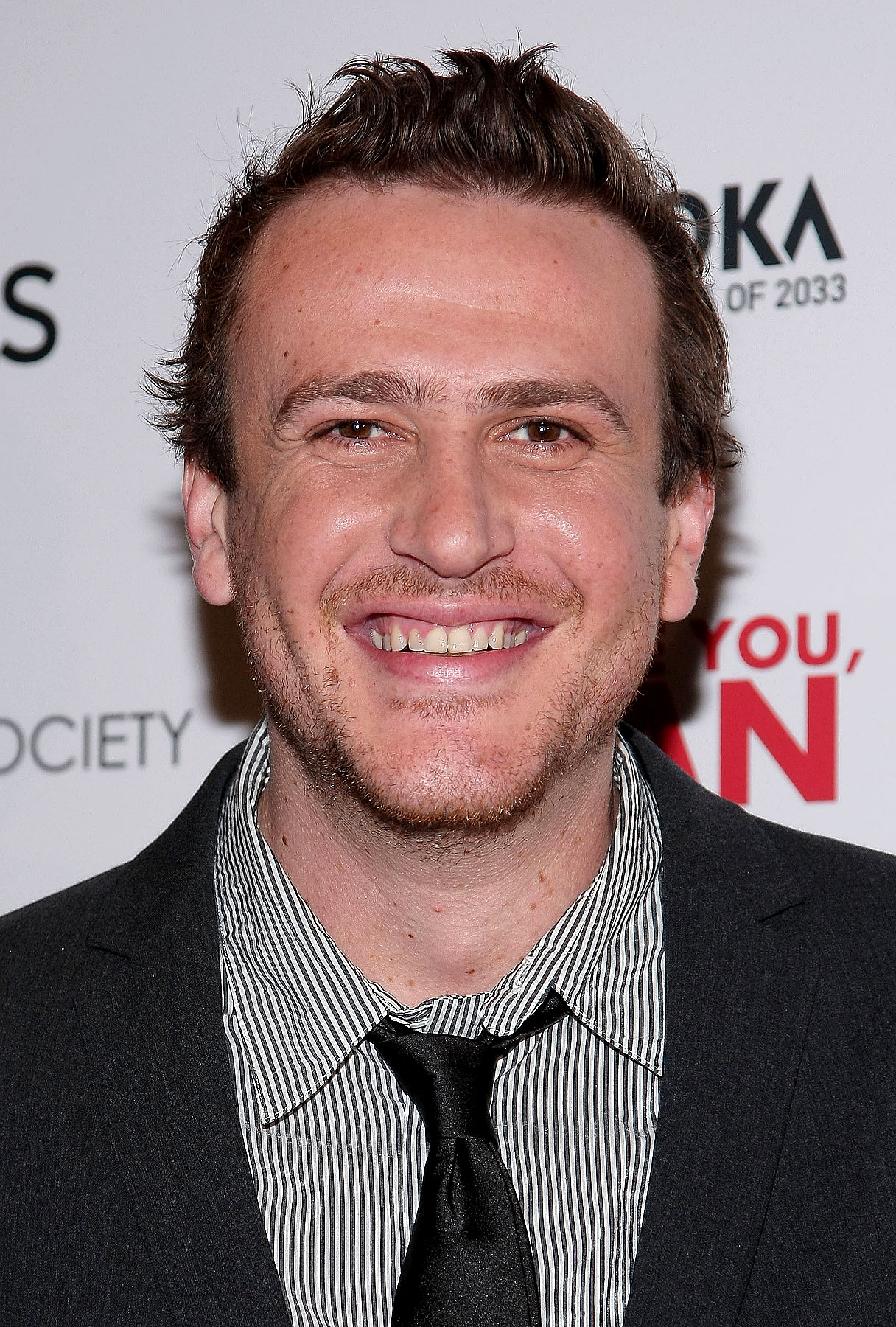 Jason Segel: Will Kiss Dudes for Laughs