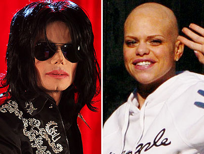 Jade Goody: A Call From Michael Jackson