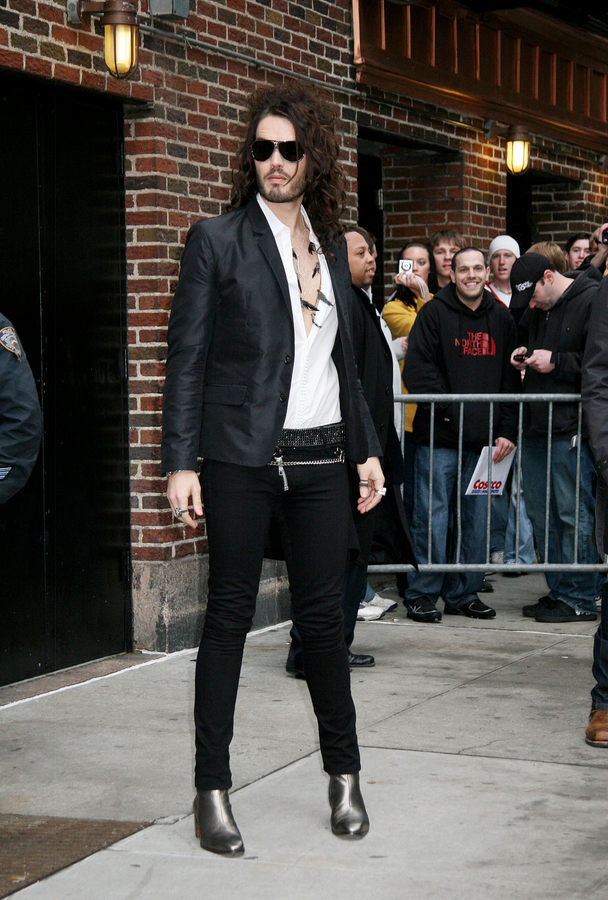 Russell Brand: Booting up for 'Pirates' Sequel?