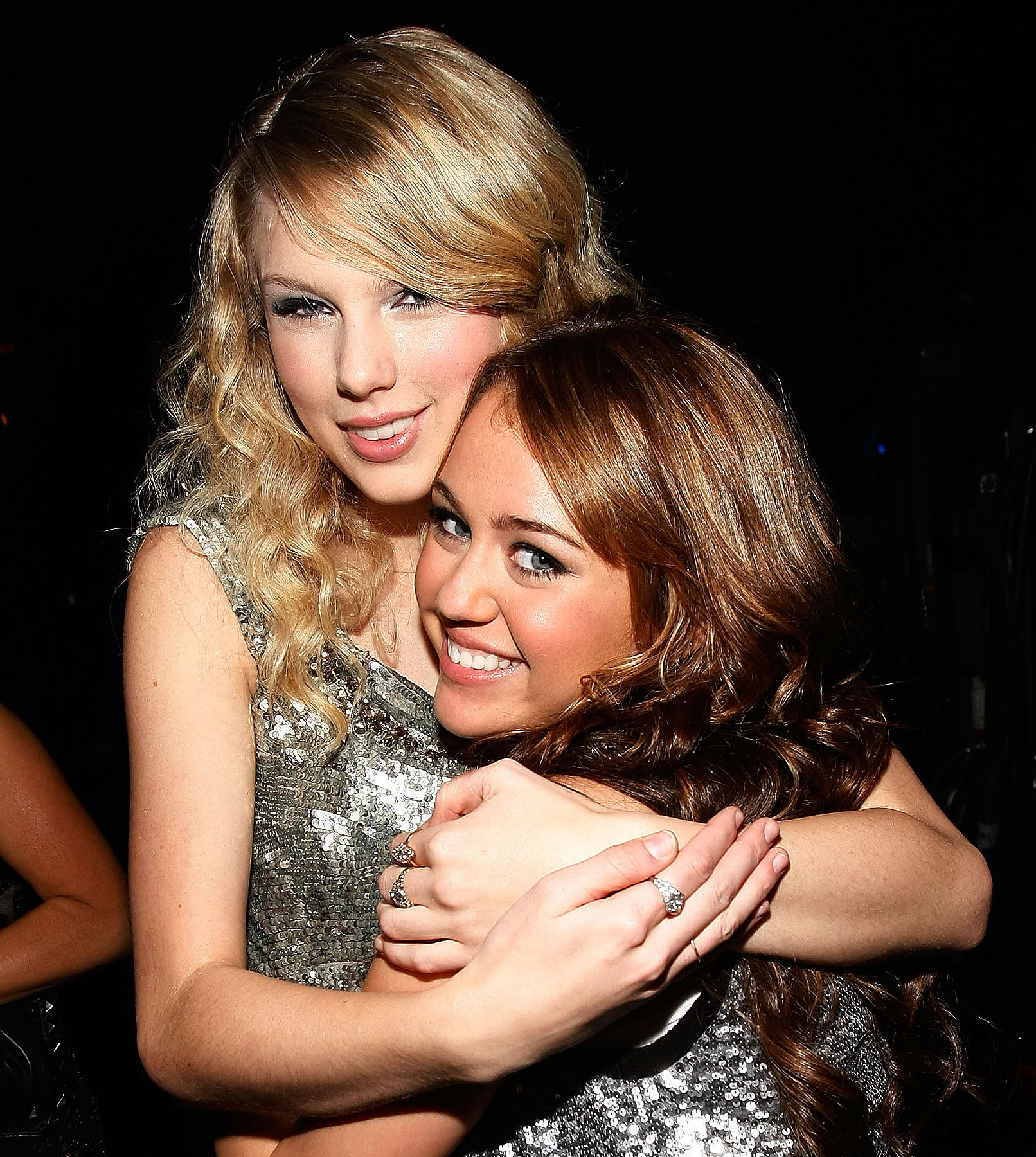 Taylor Swift Gets 'Crazier' for Miley Cyrus