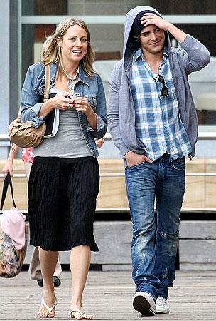 Zac Efron's Australian Mystery Blonde