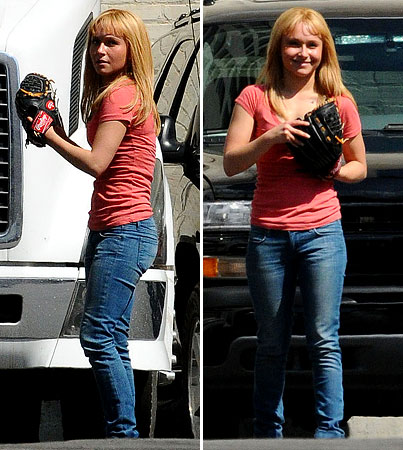 Hayden Panettiere Doesn't Play Well With Others