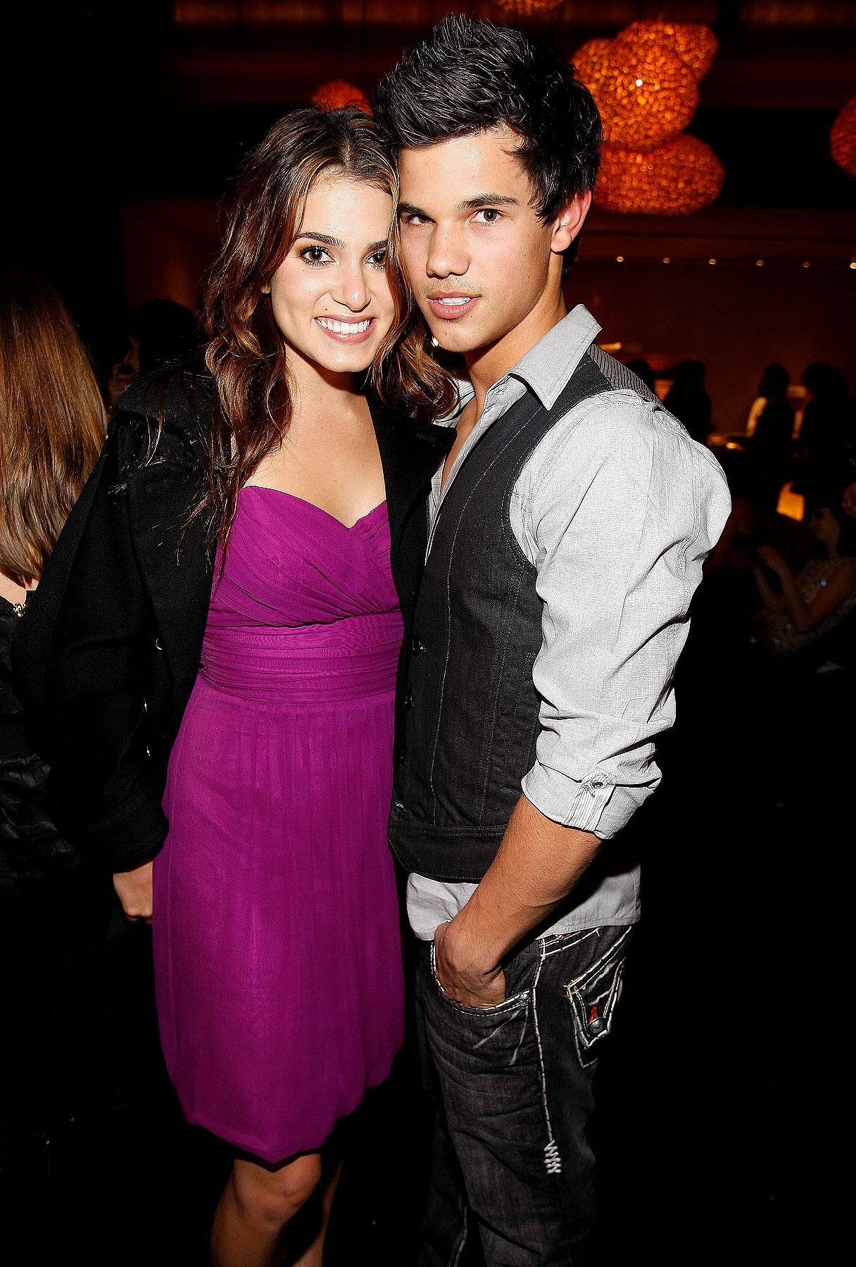 Twilight's Nikki Reed Talks Taylor Lautner, 'New Moon' Makeover
