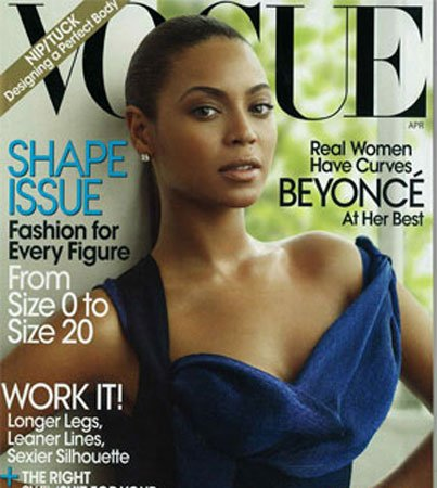 Without Sleep, Beyoncé Still Gorgeous on 'Vogue'
