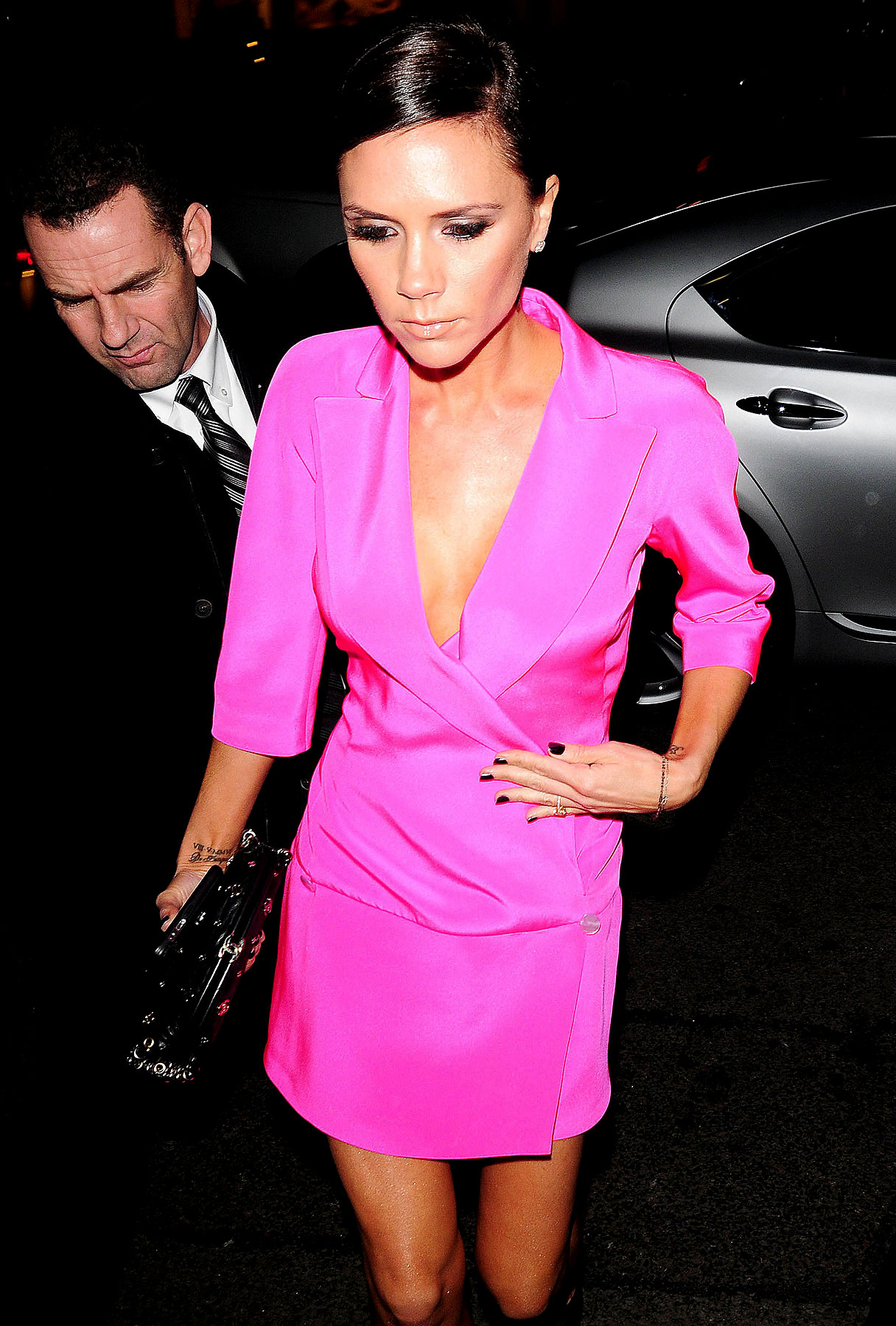 Posh is Pretty in Pink