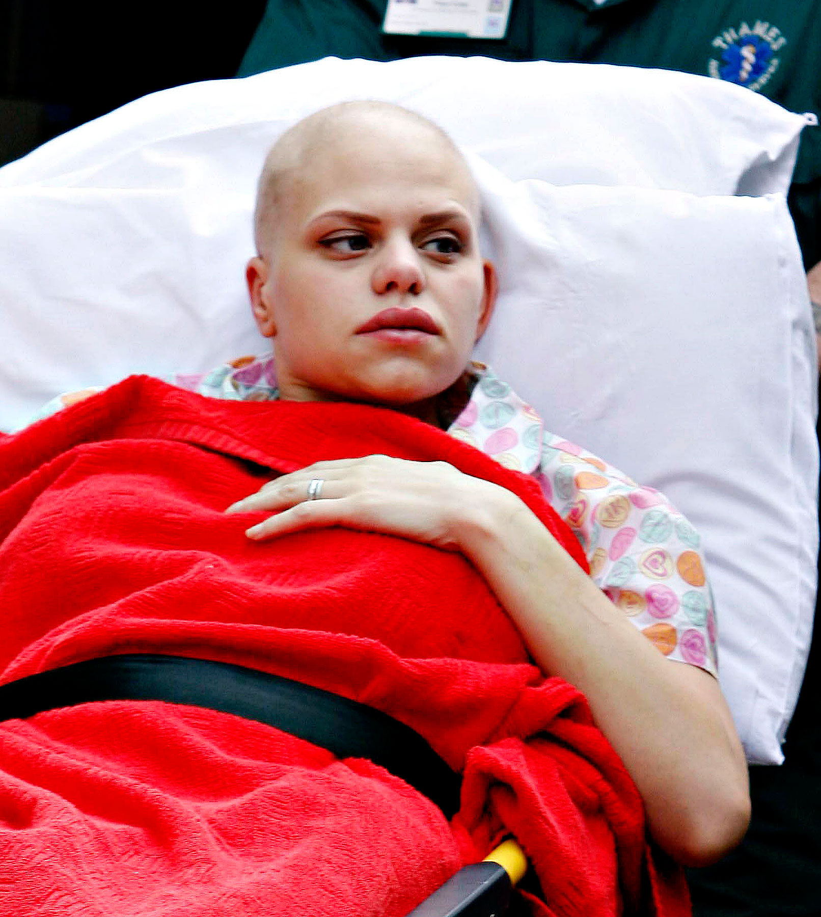 Jade Goody In Final Stages of Cancer