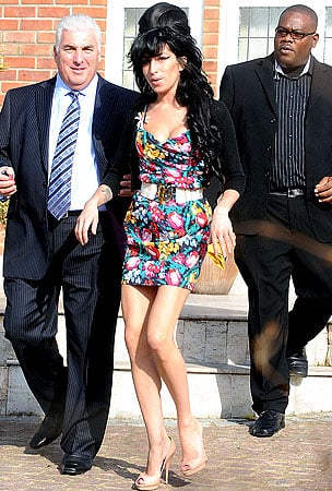 Amy Winehouse: Cleaned Up For Court