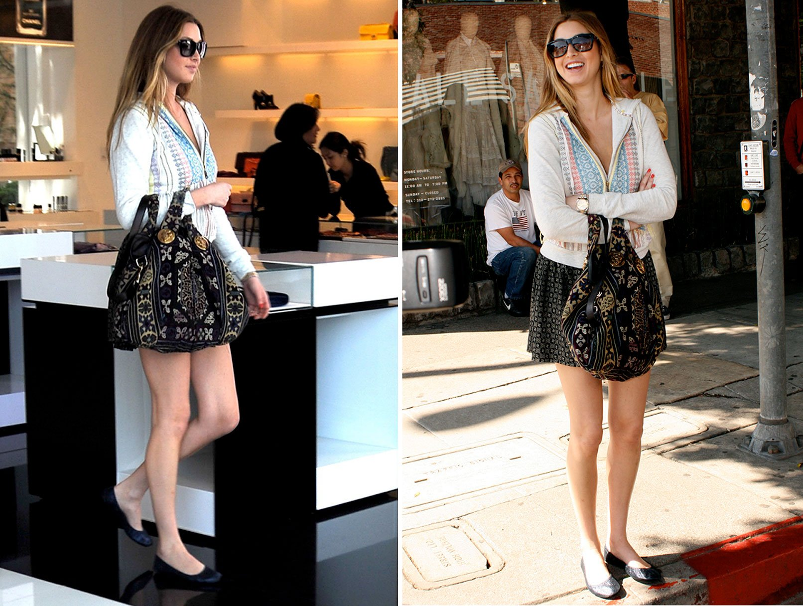 Whitney Port: Breakup Shopping