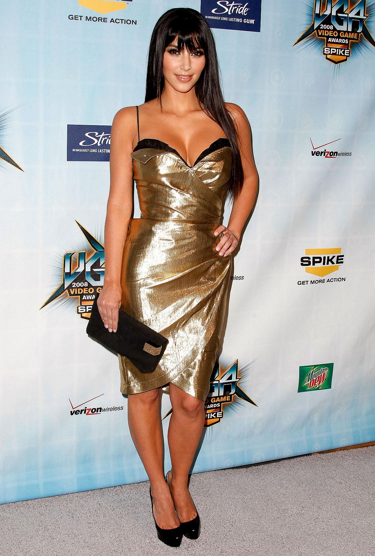 Trend Spotting with Kim Kardashian: Street Glam