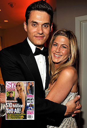 Tale of the Tabloid: John Mayer to Write Aniston Tell-All