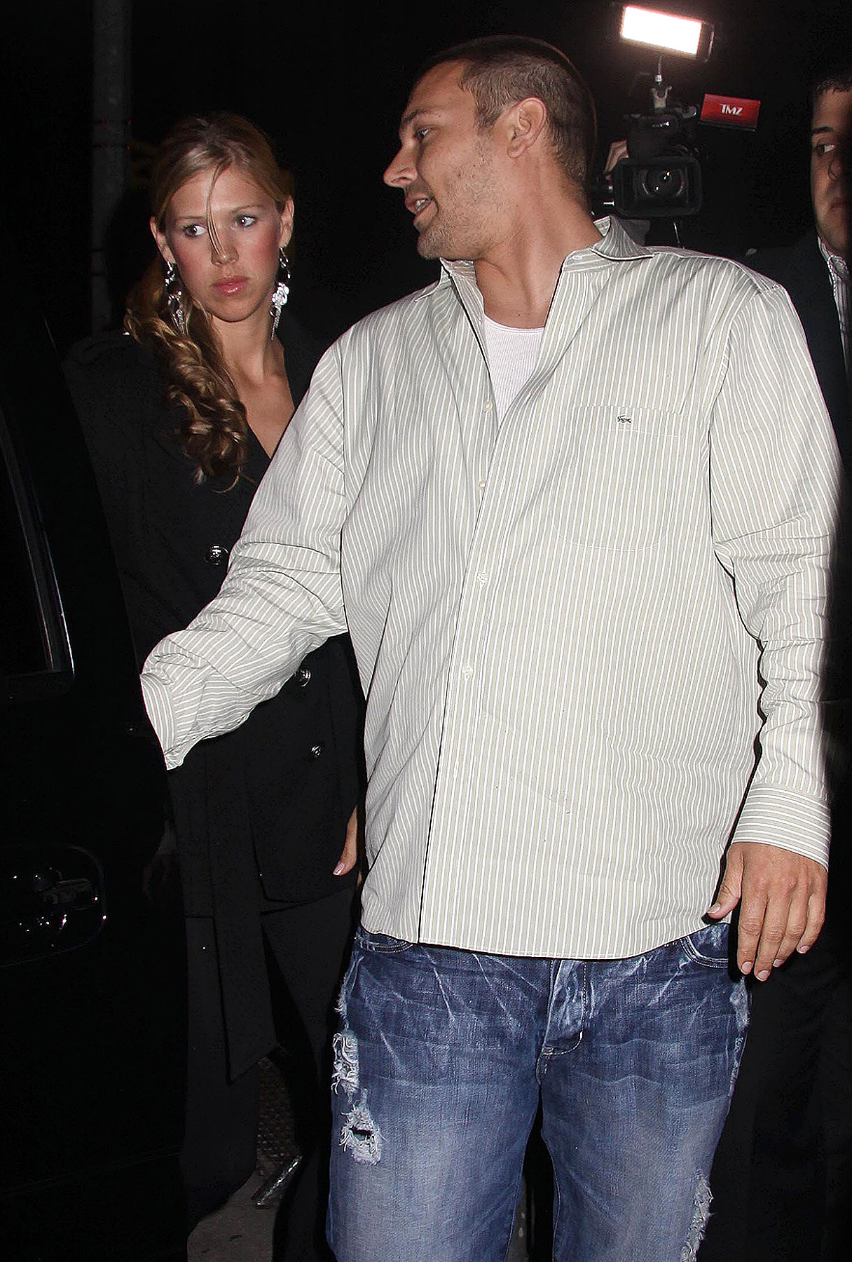 Kevin Federline Gets a Jump on His Birthday