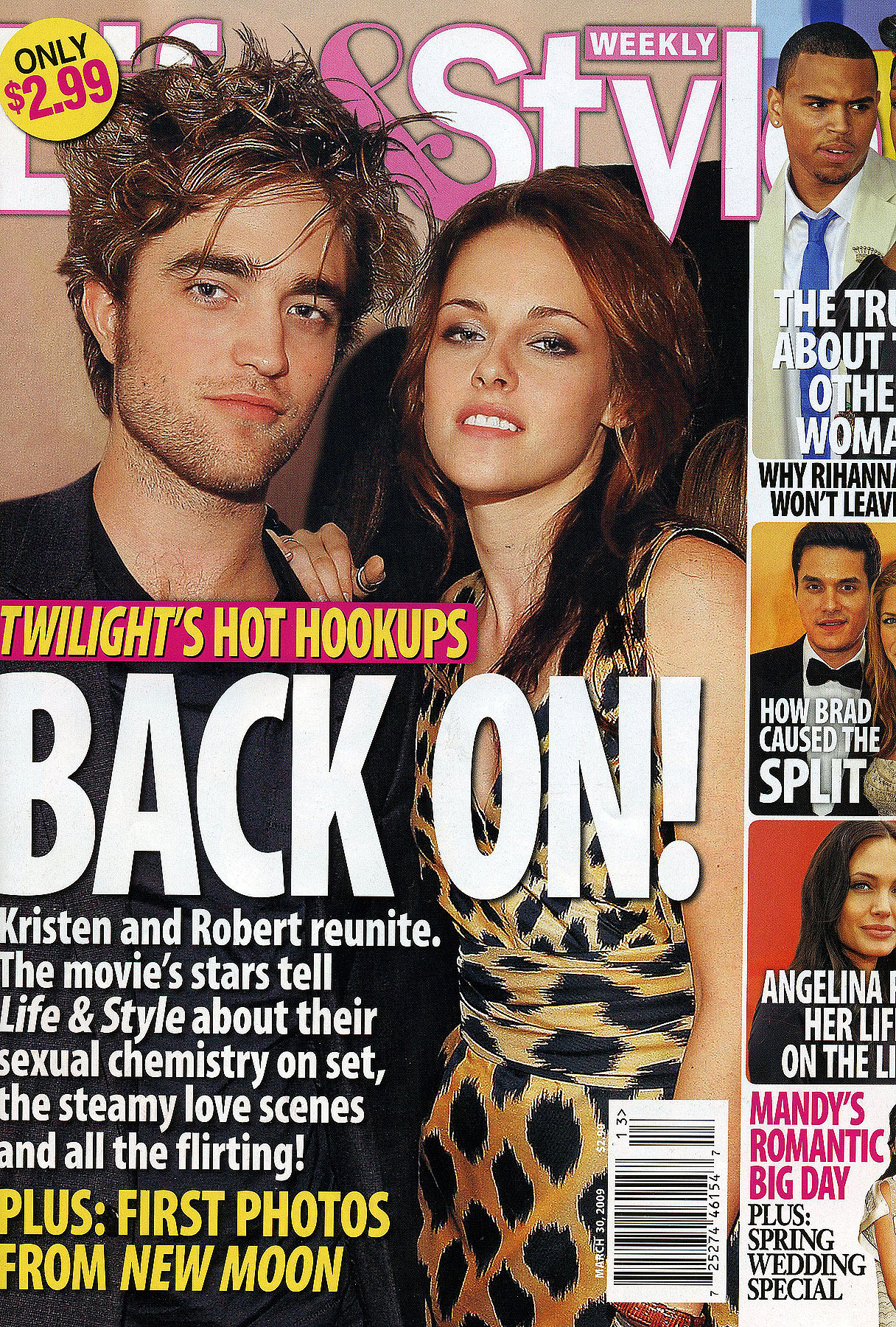 "Truth or Tabloid?: RPattz and Kristen Stewart ""Back On"""